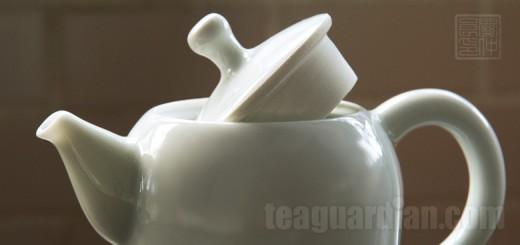 A Classic Teapot