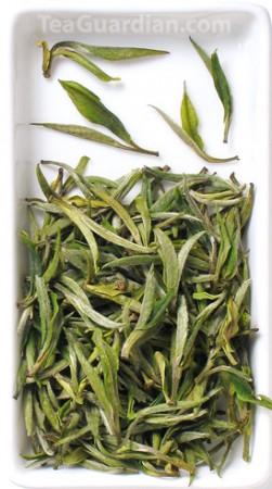 Kaihua Longding, green tea