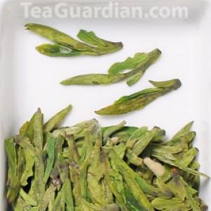 Long'jing, green tea