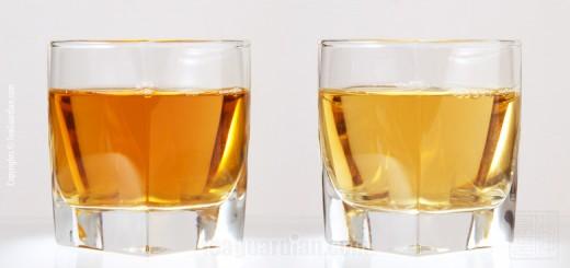 Tea Infusion Colour, comparison