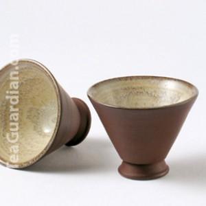 Double-wall Yixing cups