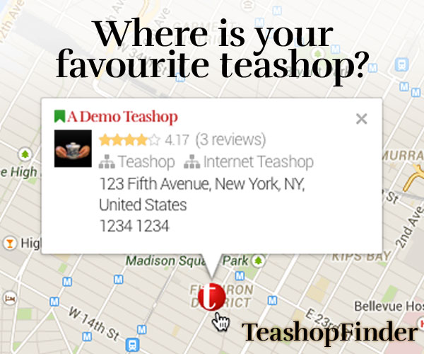 Where is your favourite teashop?